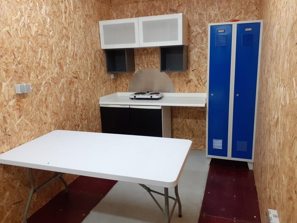 Box2all - Indretning af depotrum